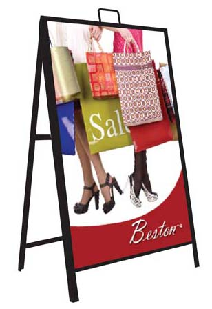 Metal A Frame Sandwich Board