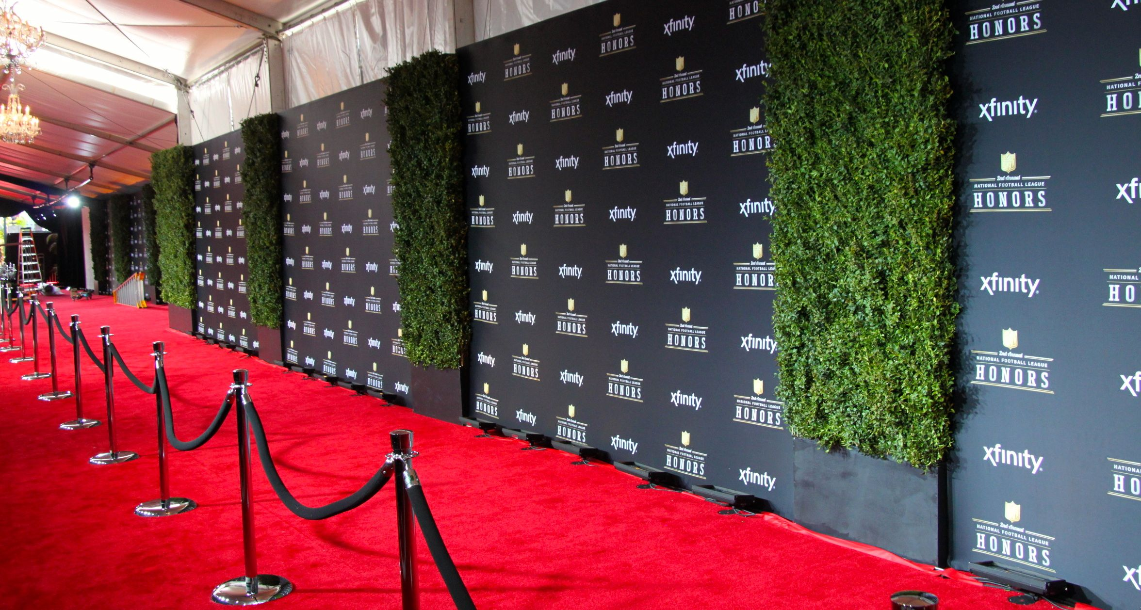 Event Matte Banner Step And Repeat