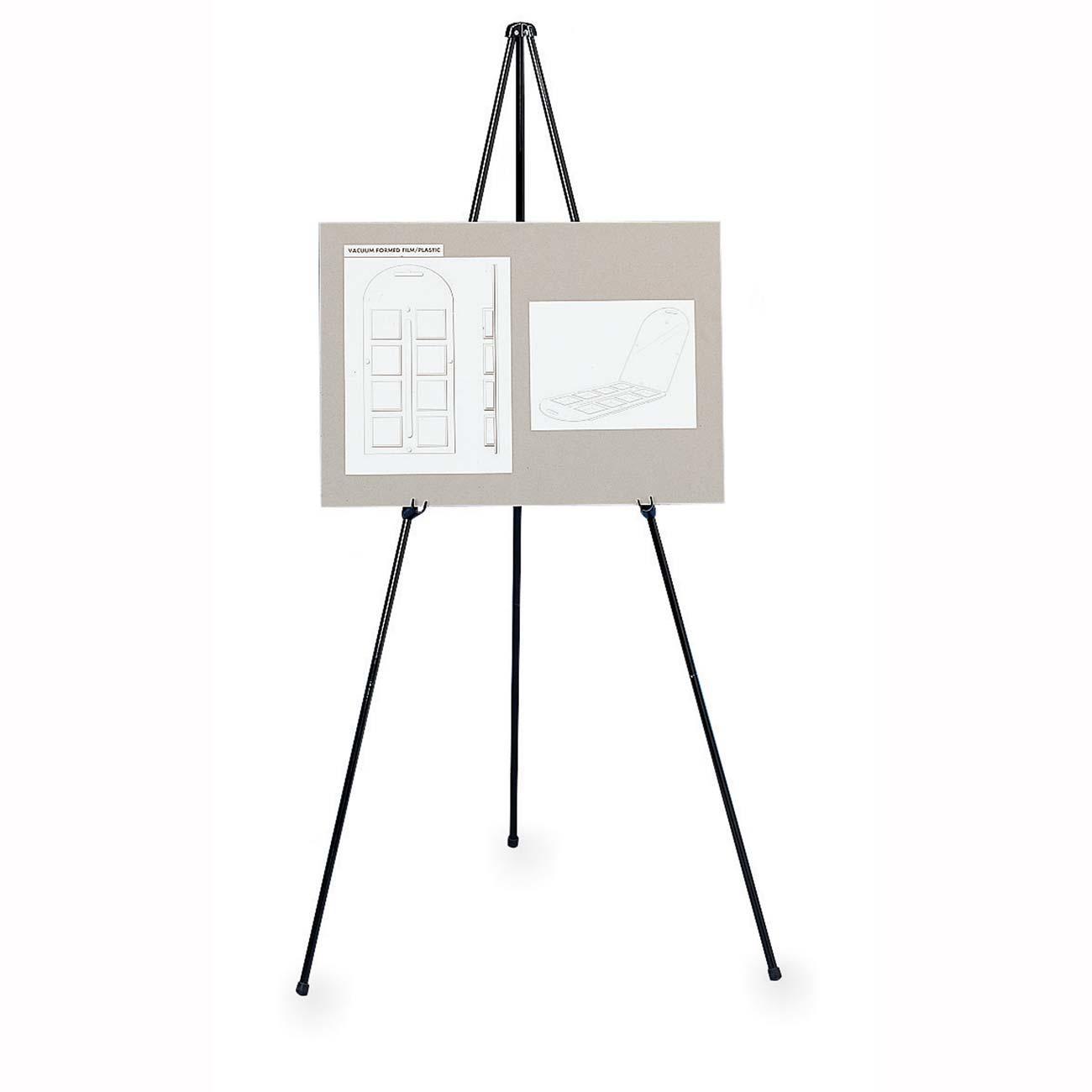 adjustable display folding easel stand